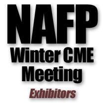 NAFP Winter CME Meeting Exhibitors